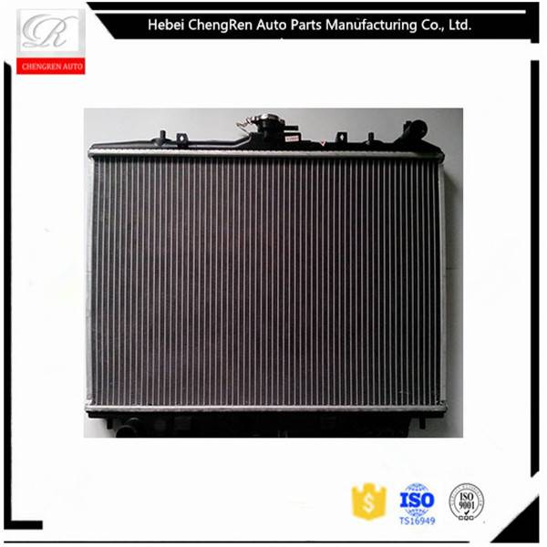 Aluminum Auto Radiators Manufacturer For Great Wall Haval 5