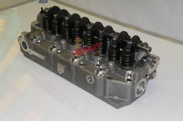 Mitsubishi Shogun Dodge 50 ANIMAL 4D56/T complete cylinder head