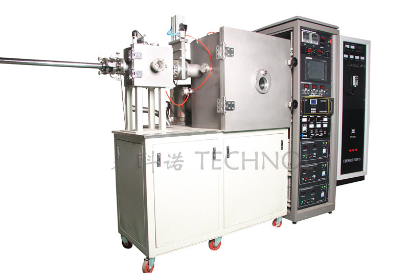 JCPY500 Magnetron Sputtering Coating System Machine with Sample Room