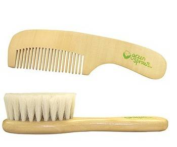 baby brush set