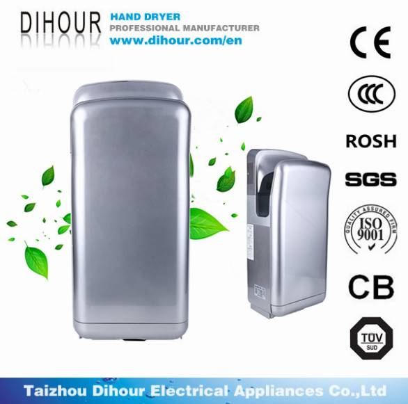 Eco- friendly environmental jet hand dryer
