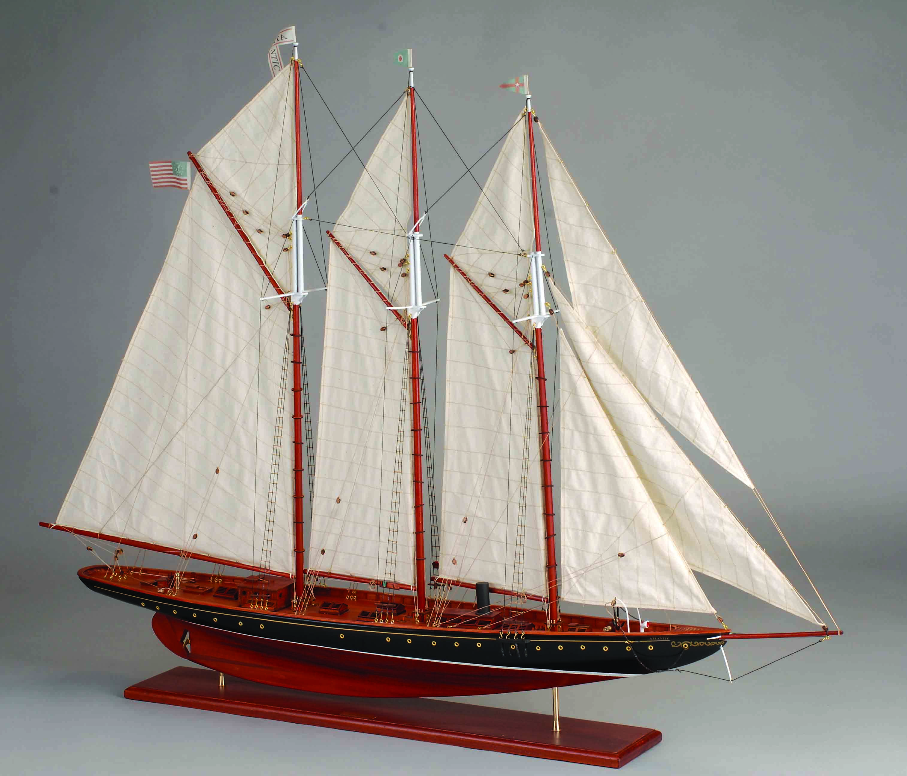 ship model --Atlantic