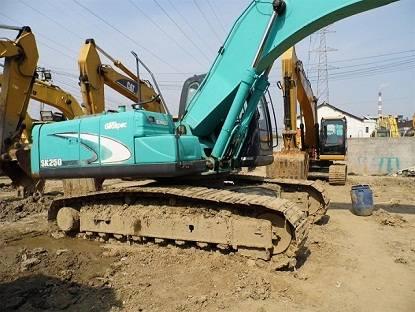 Used Kobelco SK250-8 Excavator