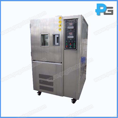 Programmable High Low Temperature and Humidity Climate Test Chamber
