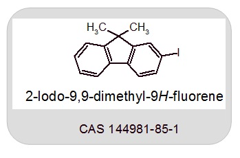 2-Iodo-9,90dimethyl-9h-fluorene