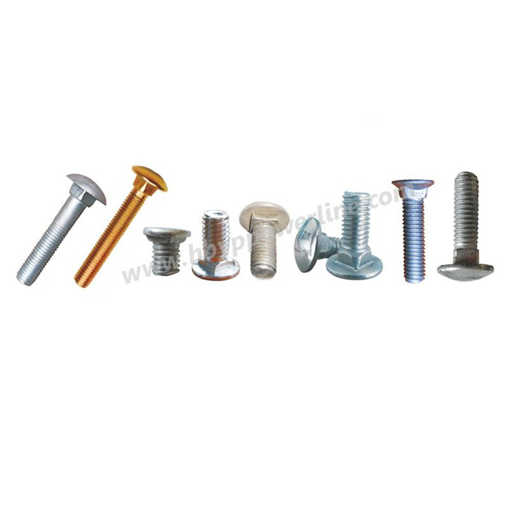 Carriage Bolt carriage bolt sizes