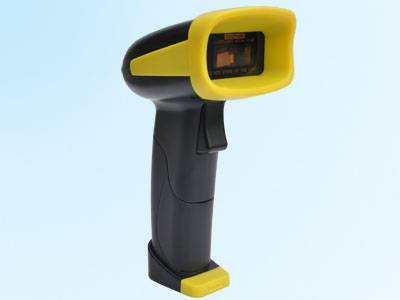 Accurate Wireless Laser Barcode Scanner (433MHz) (OBM-380)