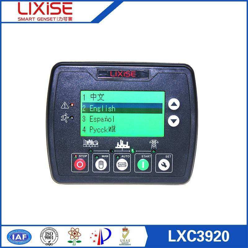LXC3920 LIXiSE digital diesel engine controller