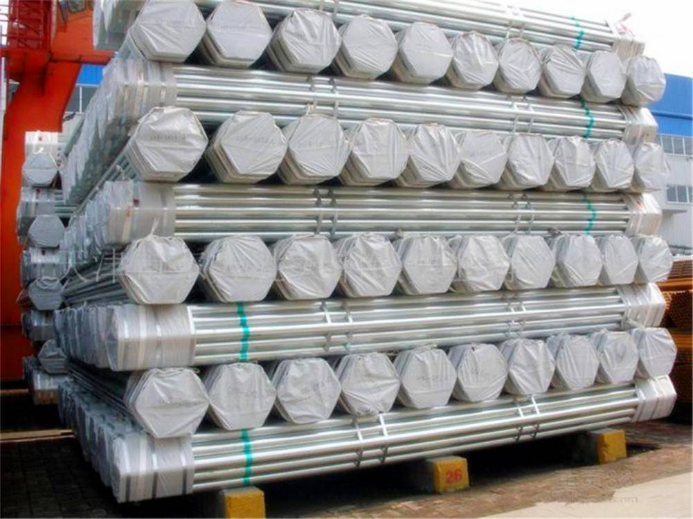 Q195-Q235 Hot DIP Galvanized Steel Pipe