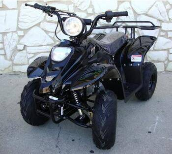 """Paypal Accepted Factory Unlocked Cheap 110cc Four Wheelers 6"""" Tires ATV"""