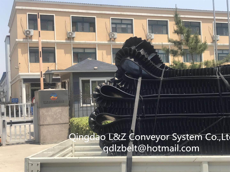 high quality side wall conveyor belt
