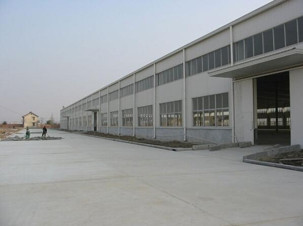 prefabricated steel structure-nanyang xinxing steel structure