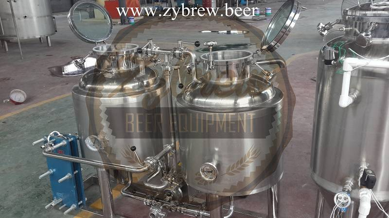 50L,100L electric heated home brew equipment