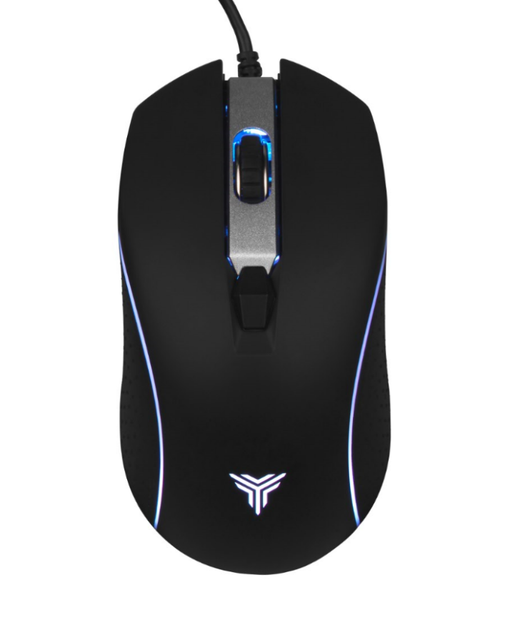 TEAMWOLF wired gaming mouse 976