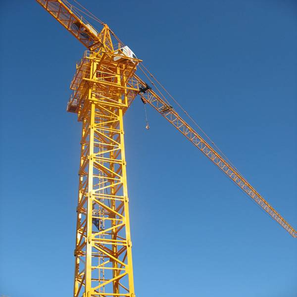 Types of tower crane manufacturer in China