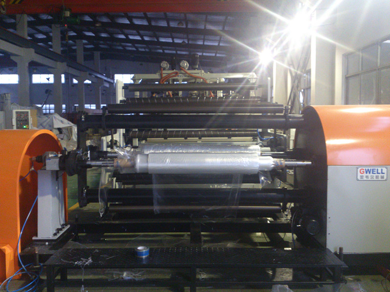 CPP/CPE multi-layer cast film extrusion line
