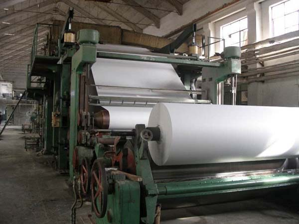 2-5t/d Paper Production Line Toilet Tissue Paper Making Machine From Wood Pulp Straw Cotton