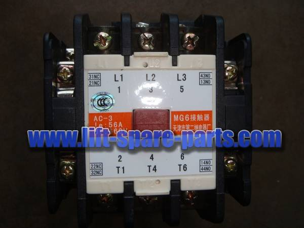 SCHINDLER CONTACTOR MG6
