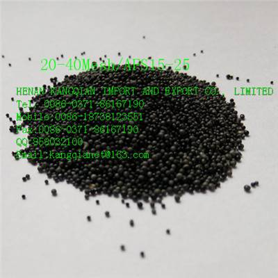 0.3-2mm nice foundary sand EPC(expendable pattern casting)