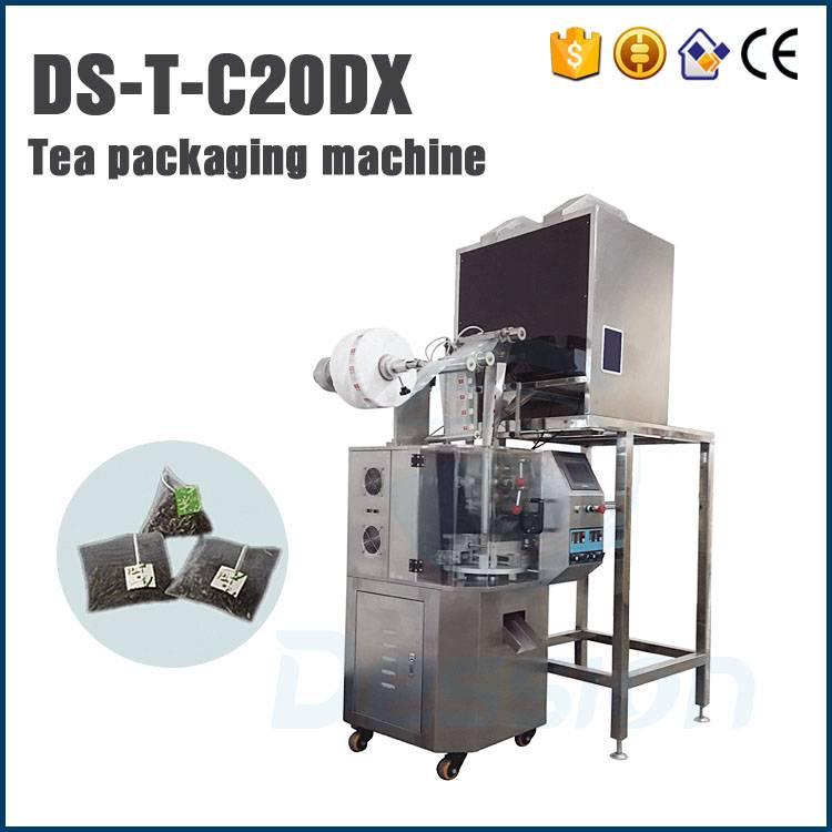 tea triangle packing machine