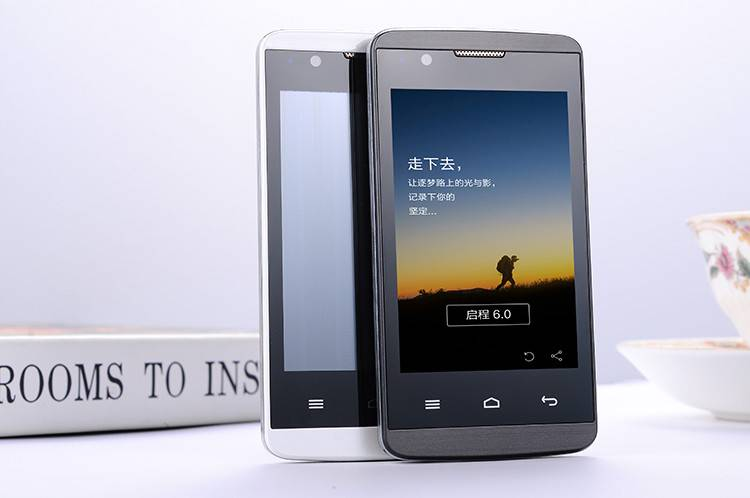 OMES Dual SIM 3.5 inch Android 4G China OEM Smartphone