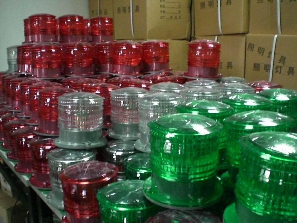 solar LED buoy light