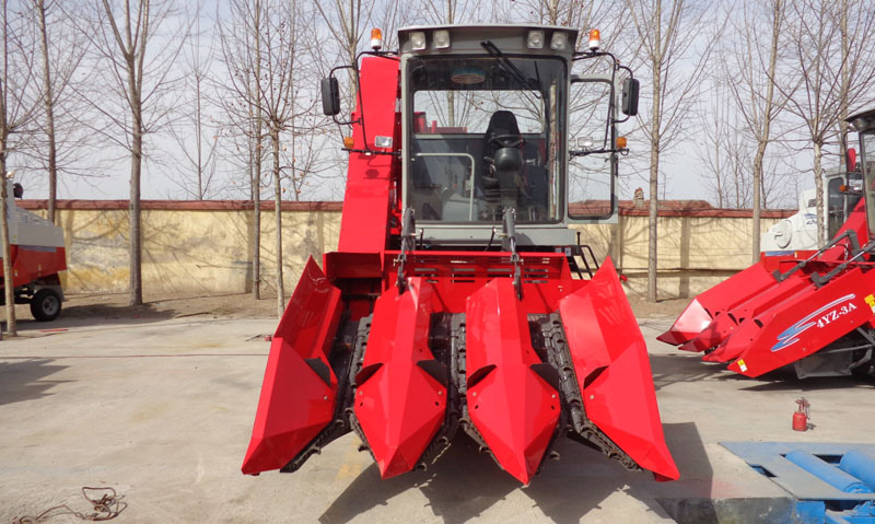 Agricultural Machines-Harvester, Planter