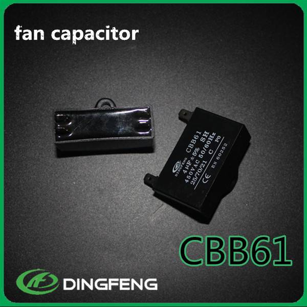 ceiling fan capacitor cbb61 450v 1.5uf motor run capacitor