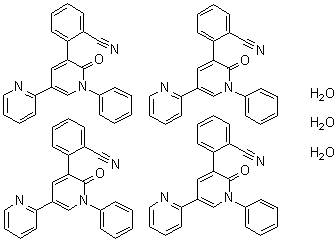 Perampanel 3/4 hydrate 1571982-04-1