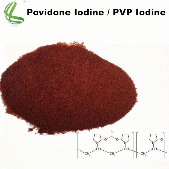 Pharmaceutical Grade Povidone Iodine/ PVP I/ PVP Iodine