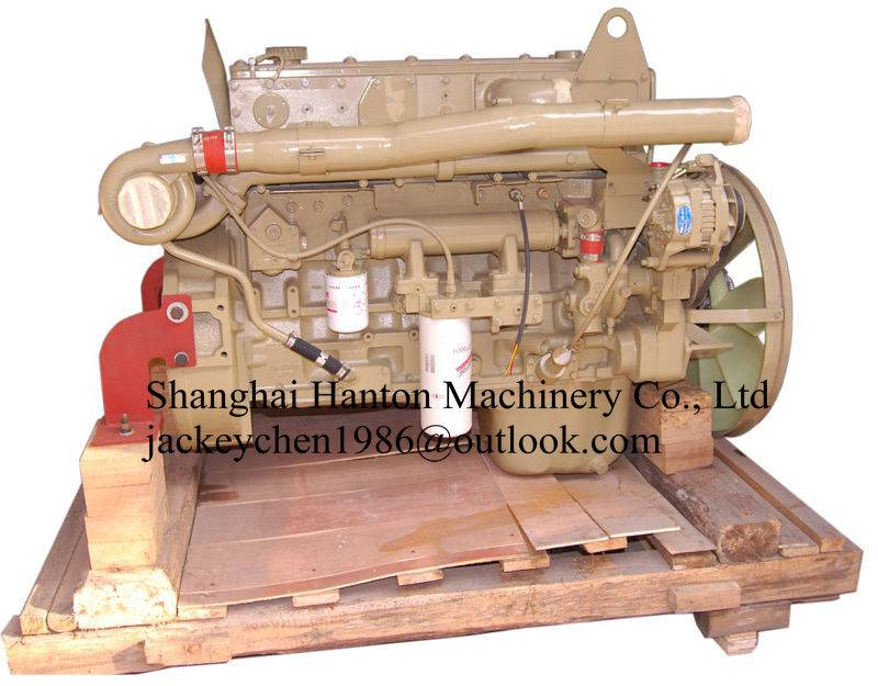 Sell Cummins ISMe diesel engine 11L for heavy truck and construction engineering machneries