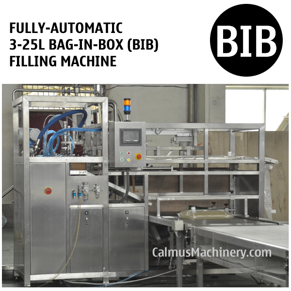 Fully-automatic 3-25L BIB Water Beverage Oil Filling Machine Bag in Box Filler