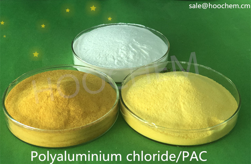 Polyaluminium Chloride(PAC) CAS: 1327-41-9 Flocculant for water treatment chemicals-HOO CHEMTEC