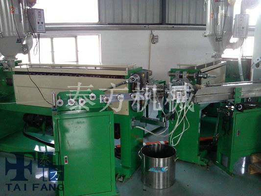 Photovoltaic cable equipment /TF-65 + 80 double-layer Co-extrusion Machines
