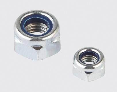 DIN982 Nylon Insert Lock Nut