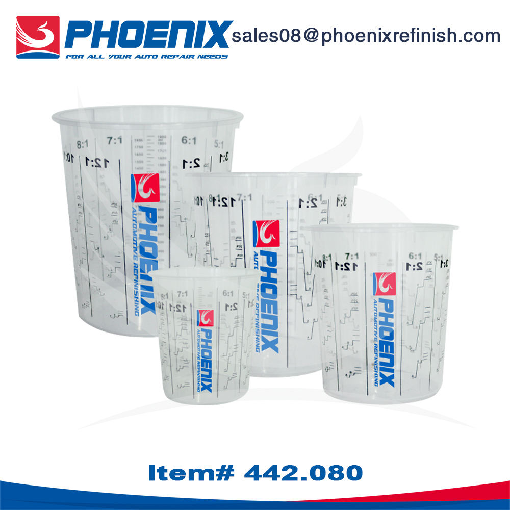 442.080 Heavy Duty Paint Mixing Cup