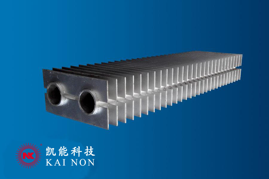 Double H Finned Tube Pipe HIgh Efficient Heat Transfer Component