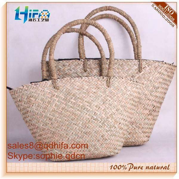 HIFA Stylish Seagrass Shopping bag