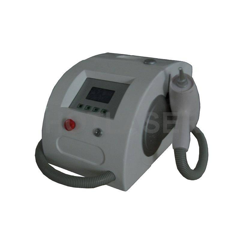 Laser Tattoo Removal Q-Switch ND YAG