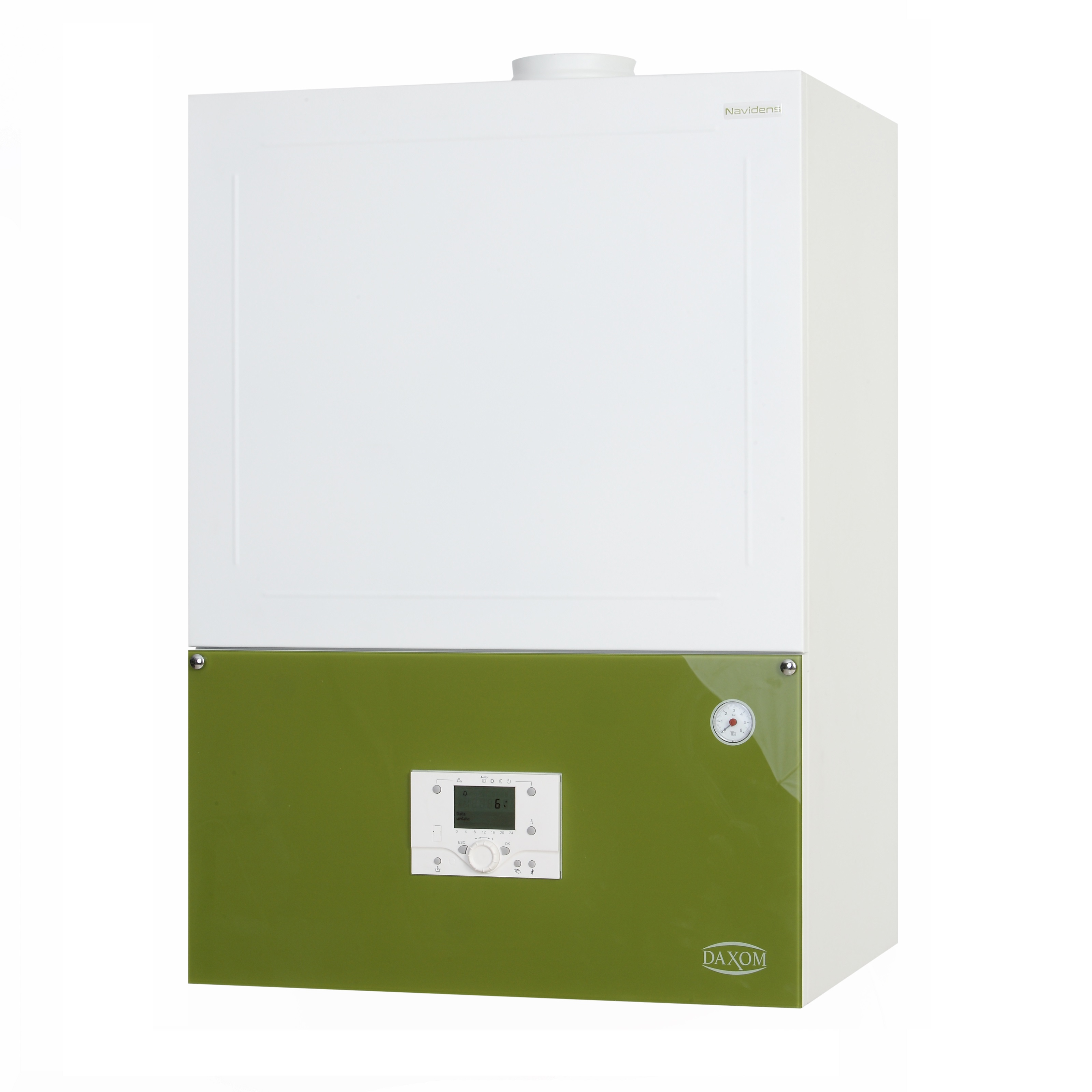 Wall mounted condensing gas boilers 145 kW