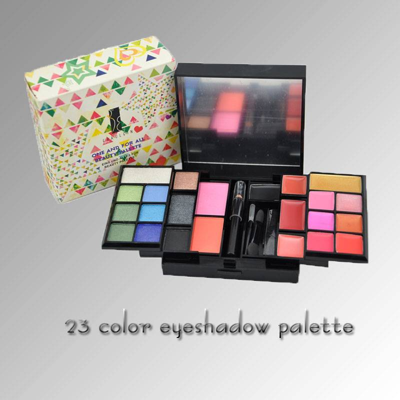Wholesale!! 23 color makeup eyeshadow palette