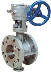 Flange Type Triple-eccentric Multilayer Metal Seal Butterfly Valve