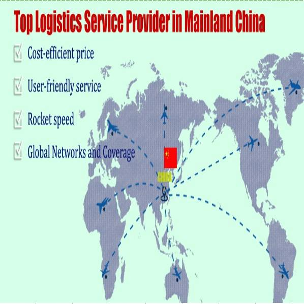 Air Freight Rates Forwarder Agent China to Worldwide for DDU DDP Term