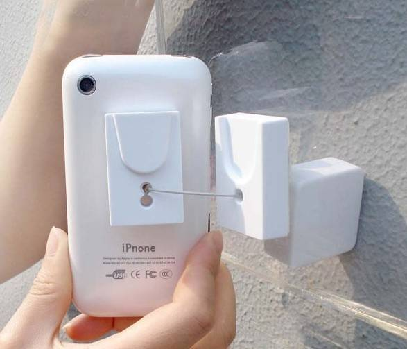 Anti-Theft Pull Box for Mobile Phone or Camera