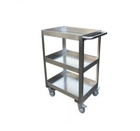 Hospital equipment stainless steel trolley RCS-0339