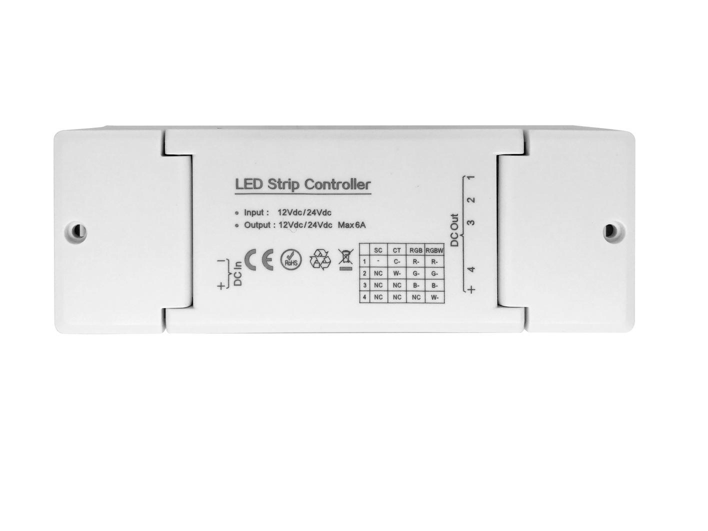 LED Lighting Driver Dimming/CCT/RGB/RGBW