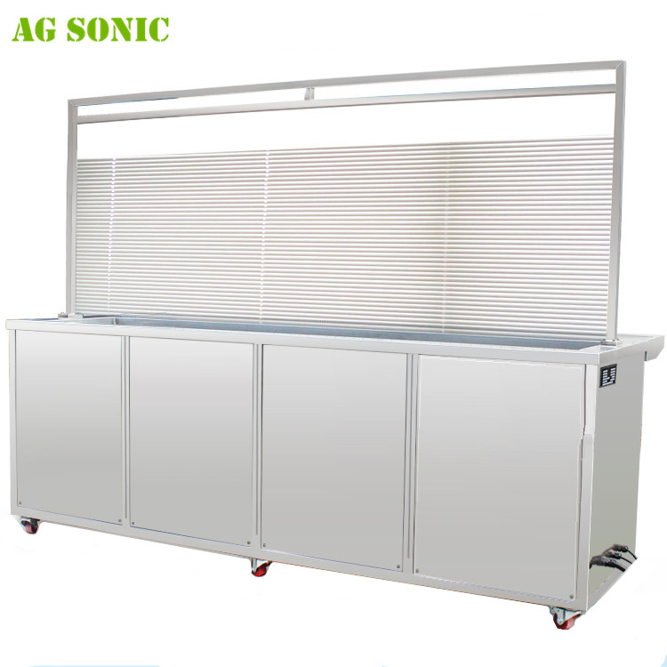 AG SONIC Ultrasonic Blind Cleaning Machine with Drying Rack 3min Cleaning Blinds