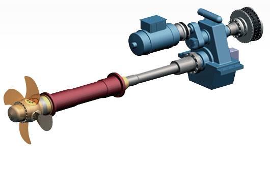 Main Propulsion System