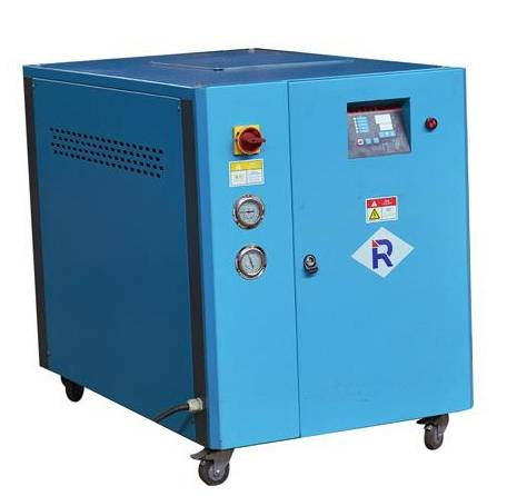 Low Noise High Efficiency Water-Cooled Industrial Chiller