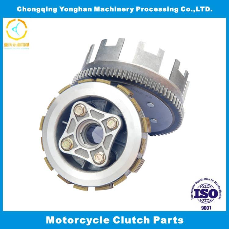 CG125 4 Plates of Factory Price Motorcycle Clutch Center Pressure Parts